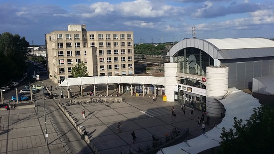 Gare TGV SPDC