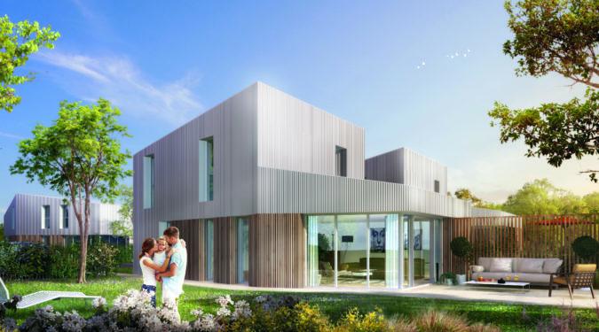 Projet La Canopée maison neuve
