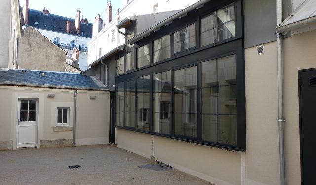 Type 2 quartier Grammont à Tours
