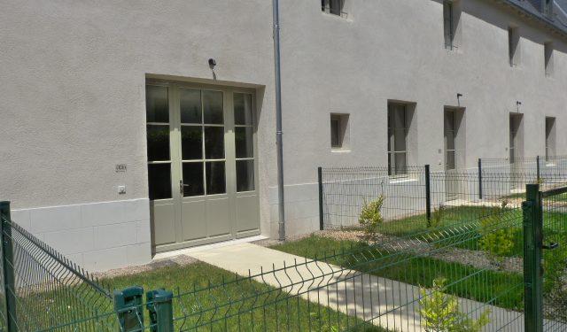 A louer type 3 en duplex quartier des Halles Tours par Gautard Immobilier extérieur