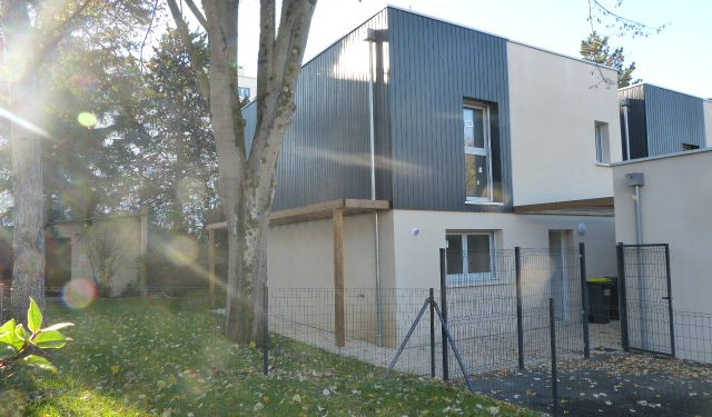 TOURS NORD DANS RESIDENCE SECURISEE MAISON 4 PIECES GAUTARD IMMOBILIER
