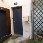 A louer petit type 2 Tours Centre quartier Blanqui Mirabeau par Gautard Immobilier immeuble