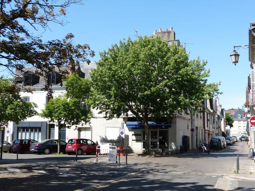 A louer petit type 2 Tours Centre quartier Blanqui Mirabeau par Gautard Immobilier quartier