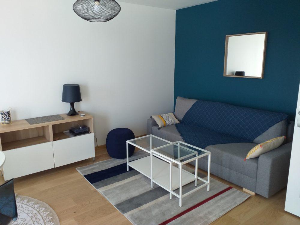 Type 2 meublé Tours centre Gautard Immobilier