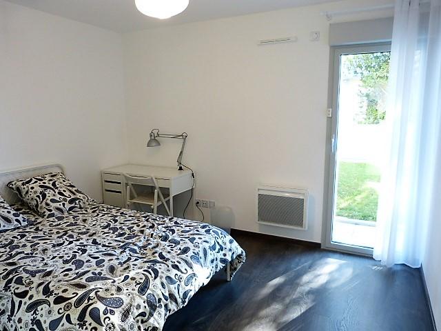 Appartement Type 2 meublé avec garage et parking Tours Nord par Gautard Immobilier chambre