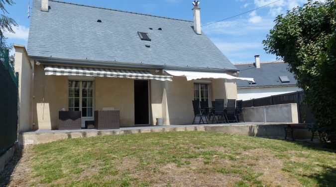 MAISON 5 PIECES 115M2 A 15MIN DE TOURS GAUTARD IMMOBILIER