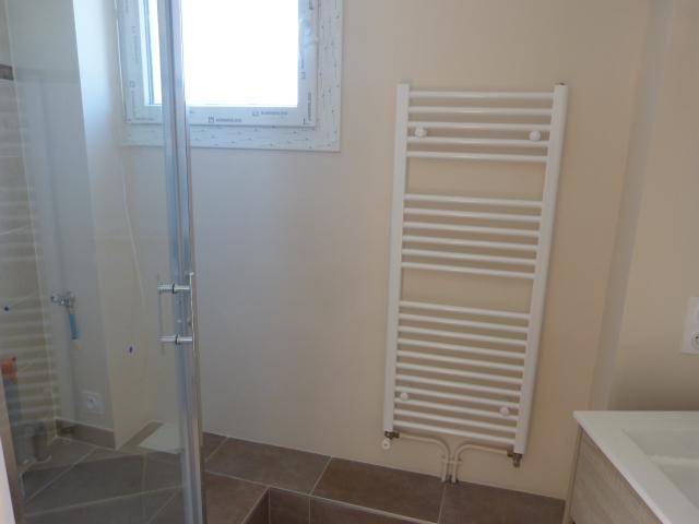 A louer type 3 Tours Avenue de Grammont par Gautard immobilier salle d'eau