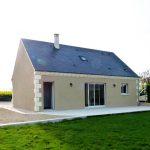 A louer maison t5 Montlouis sur Loire par Gautard Immobilier vue extérieure
