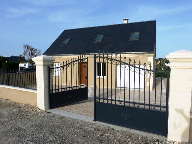 A louer maison t5 Montlouis sur Loire par Gautard Immobilier maison