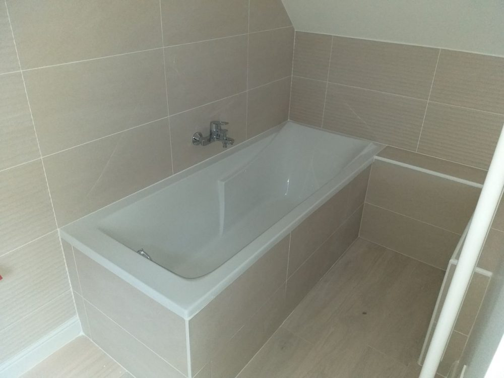Maison Duplex TOURS salle de bains