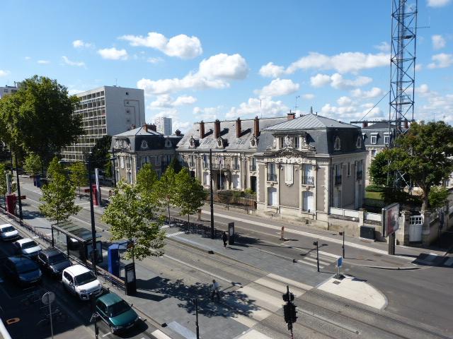 A louer studio meublé Tours centre avenue de Grammont par Gautard Immobilier vue extérieure