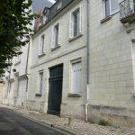 Type 2 meublé Quartier Cathédrale façade