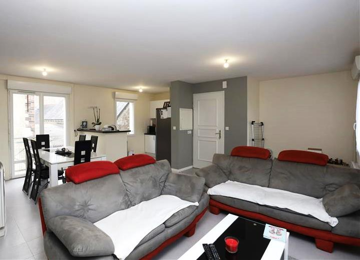 Parcay-Meslay à acheter appartement type 3 séjour