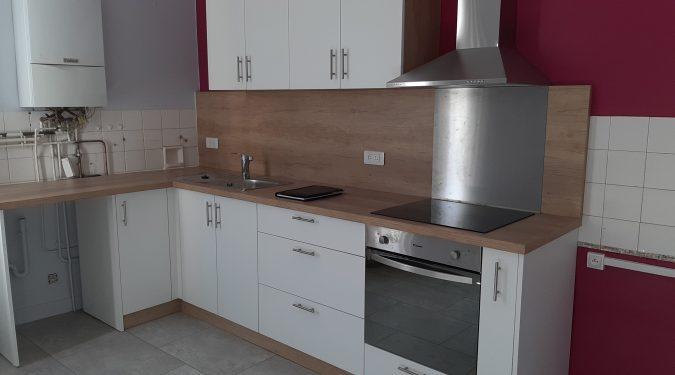A louer maison type 3 Tours quartier Bretonneau par Gautard Immobilier cuisine