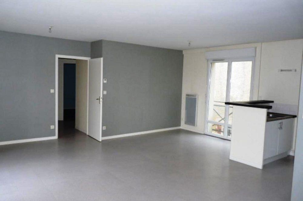Parcay-Meslay à acheter appartement type 3 séjour 2