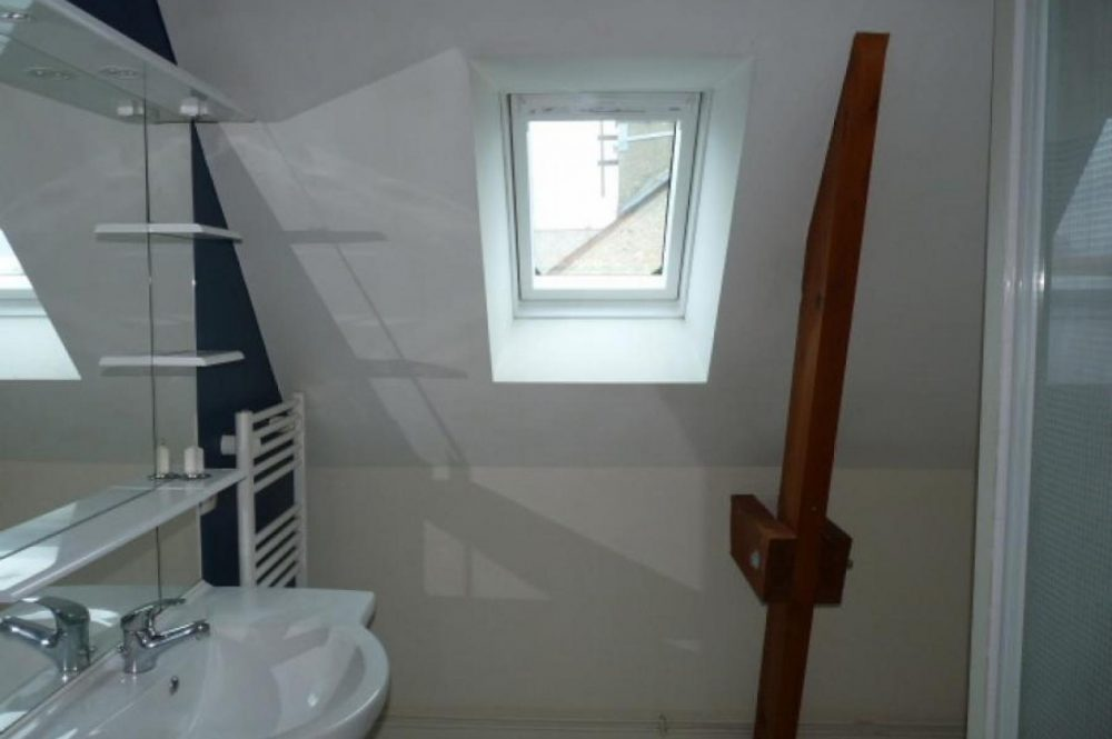 Parcay-Meslay A acheter appartement type 2 salle d'eau
