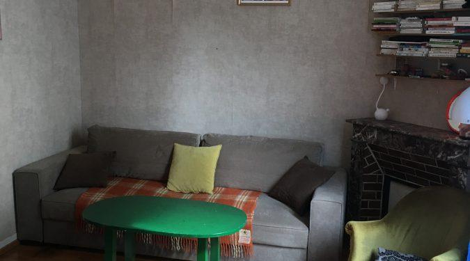 Maison T3 67m² Tours scteur Bretonneau séjour