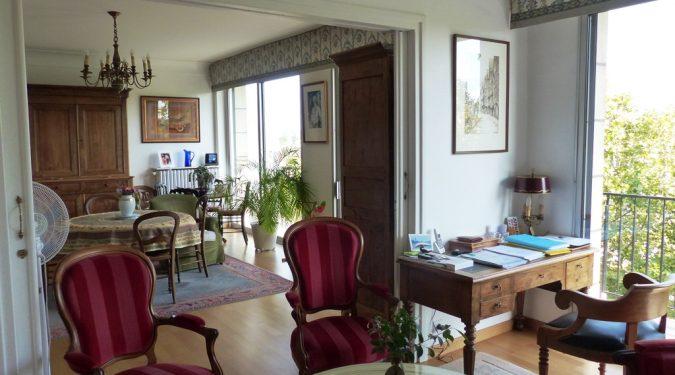 A acheter appartement Tours Centre séjour 3