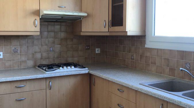 Cuisine aménagée Appartement T3 - Joué les Tours - loué par Tours n Gestion Immo 37