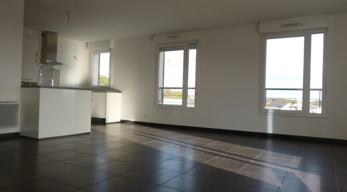 A vendre appartement type 5 Tours Nord Gautard Immobilier