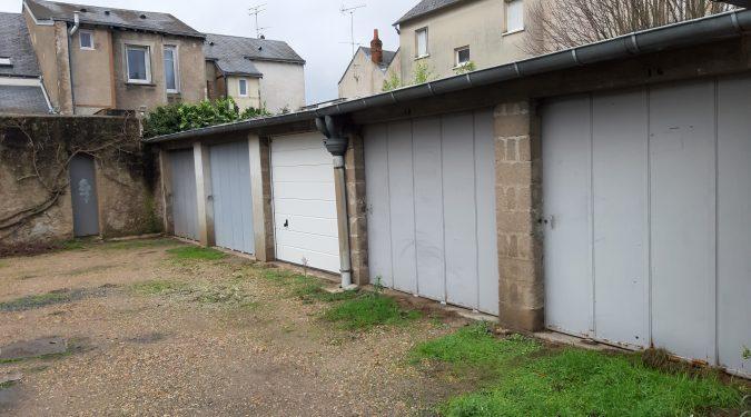 A louer garage Tours centre par Gautard immobilier