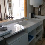Studio meublé à louer Gautard immobilier cuisine