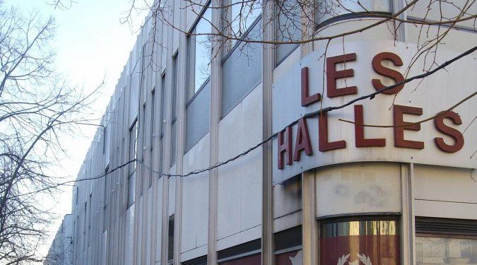 A louer local place des Halles par Gautard immobilier