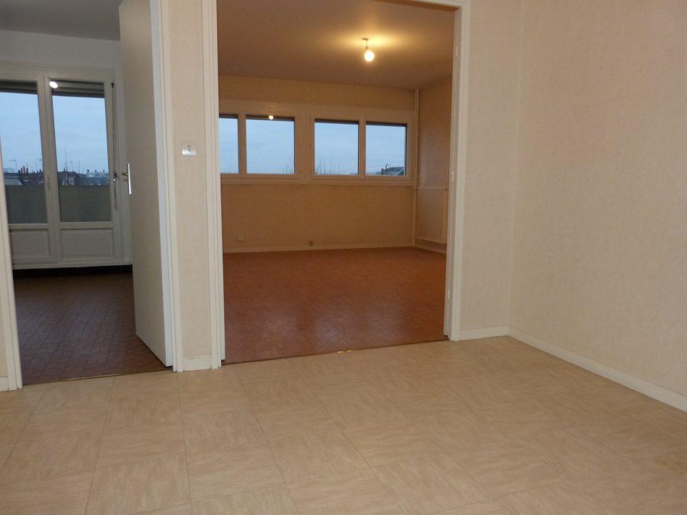 A louer appartement type 4 Tours Gare par Gautard immobilier