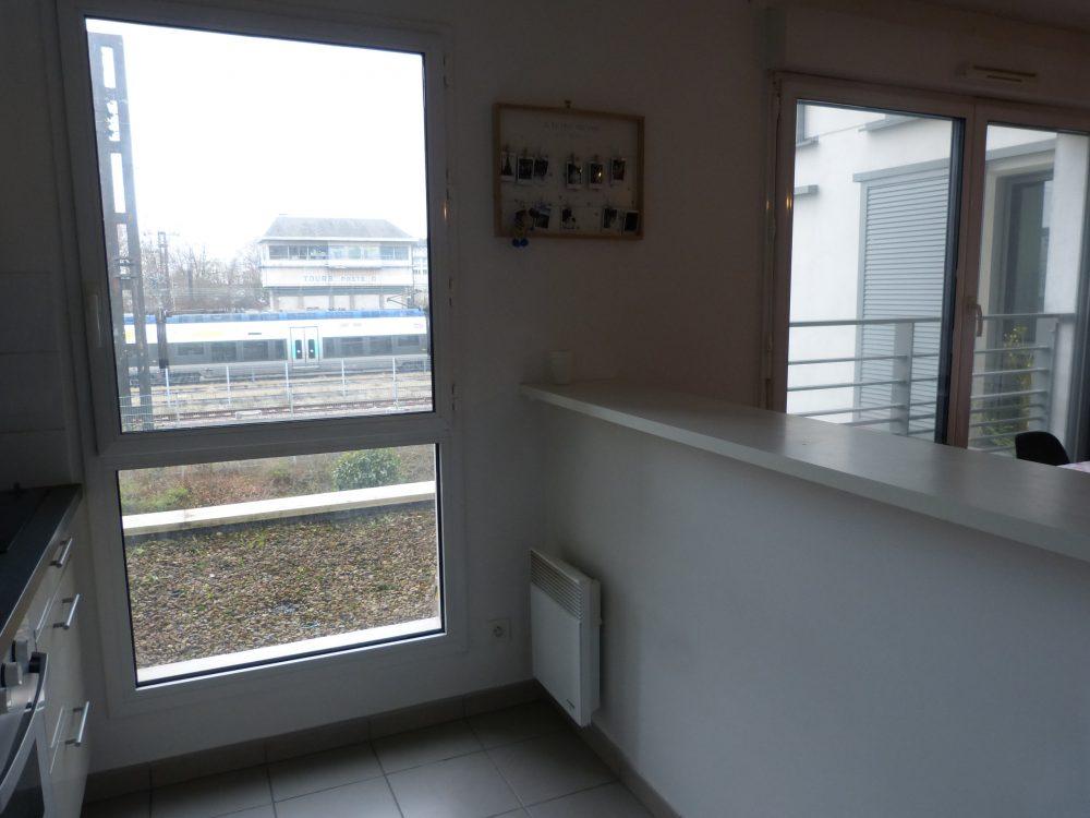 A vendre appartement type 2 proche de la gare par Gautard Immobilier cuisine