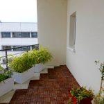 A louer appartement type 3 Quartier des deux Lions par Gautard Immobilier balcon