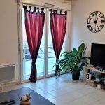 A louer appartement type 2 proche du centre de Joue-les-Tours par Gautard immobilier séjour