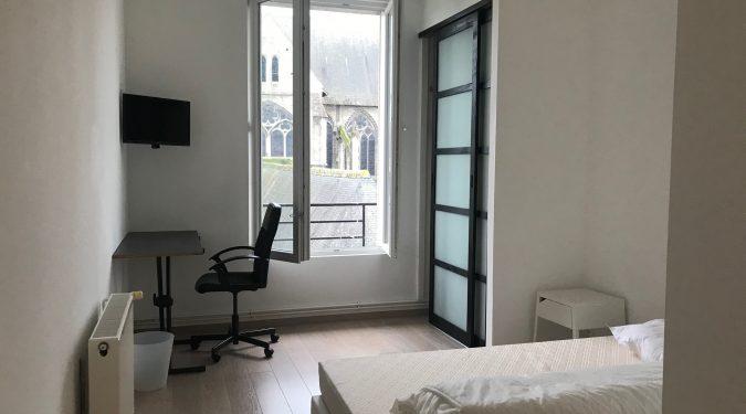 chambre 3 dans un appartement en colocation 3 chambres Tours loué par tours n gestion immo 37