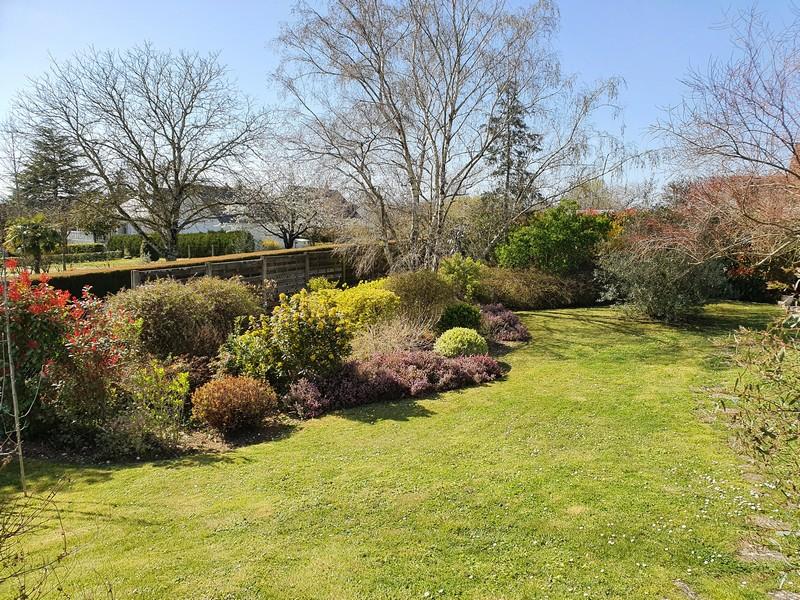 A vendre maison Azay le Rideau par Gautard Immobilier jardin