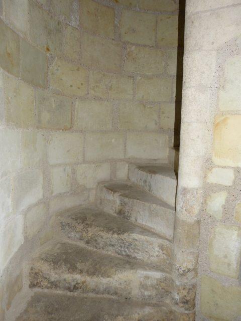 A vendre ensemble de caves de stockage Tours Centre Halles par Gautard immobilier escalier