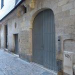 A vendre ensemble de caves de stockage Tours Centre Halles par Gautard immobilier immeuble