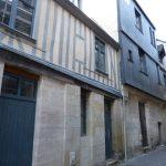 A vendre ensemble de caves de stockage Tours Centre Halles par Gautard immobilier façade immeuble