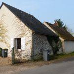 A louer maison type 3 proche du bourg de Savonnières par Gautard Immobilier vue extérieure