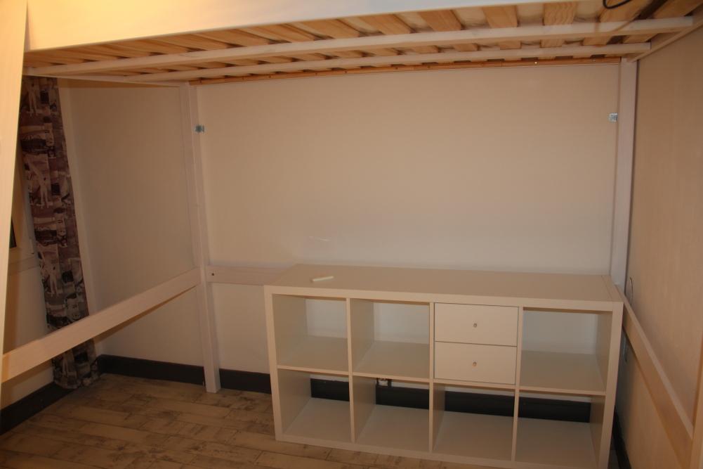 A louer chambre meublée en colocation à Tours Sud par Gautard Immobilier chambre