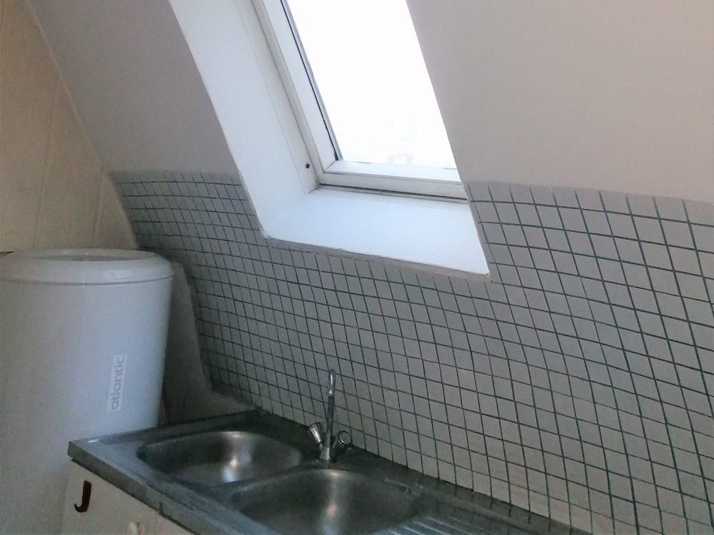 A louer appartement type 2 Tours Quartier Cathédrale par Gautard Immobilier cuisine