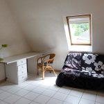 A louer vaste studio meublé entre Rochecorbon et Parcay-Meslay par Gautard Immobilier  pièce de vie