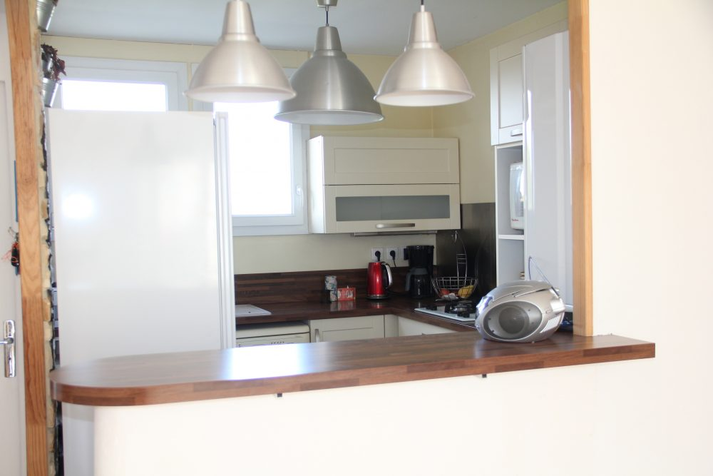 A louer chambre meublée en colocation à Tours Sud par Gautard Immobilier cuisine