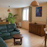 A vendre T5 avec cave et garage Joué les Tours par Gautard Immobilier  salon- séjour