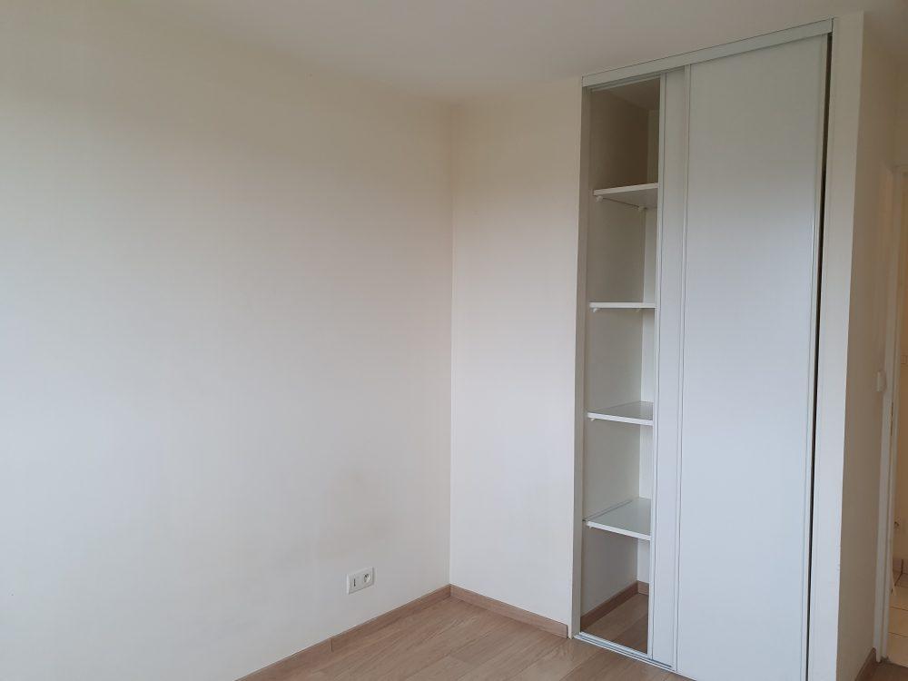 A vendre appartement type 3 Tours Nord par Gautard Immobilier chambre 1