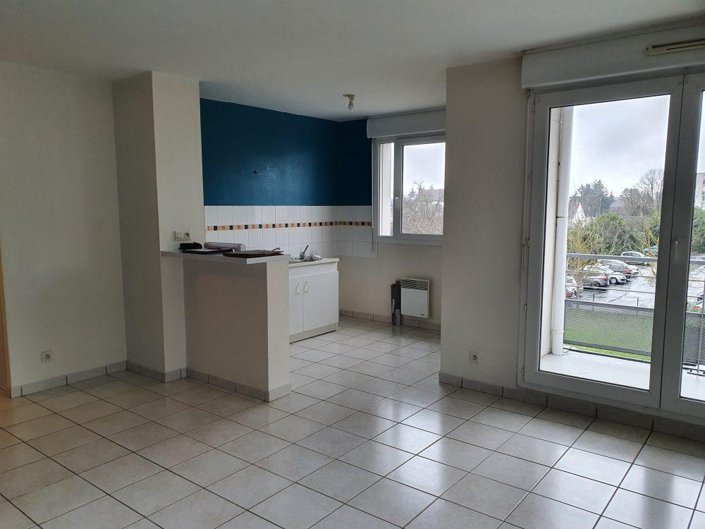 A vendre appartement type 3 Tours Nord par Gautard Immobilier cuisine