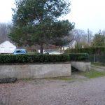 A louer studio meublé entre Parcay-Meslay et Rochecorbon par Gautard Immobilier parking