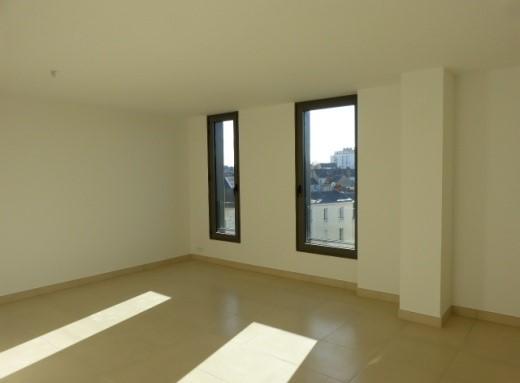 A louer appartement type 2 Tours centre quartier de la gare vue extérieure séjour