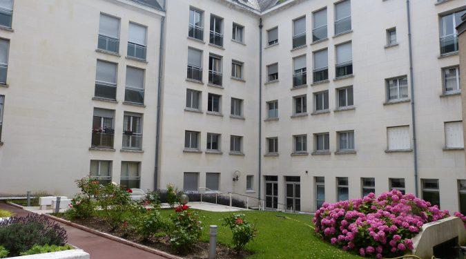 A louer appartement Hyper Centre de Tours par Gautard Immobilier vue immeuble