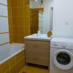 A louer Type 2 meublé Tours Nord par Gautard Immobilier salle de bains