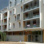 A louer type 3 Tours Sud par Gautard Immobilier façade immeuble
