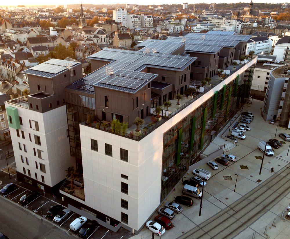 A louer type 2 tours centre par Gautard Immobilier résidence